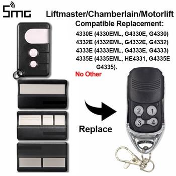Chamberlain Liftmaster 4335E 4333E 4332E 4330E пульт дистанционного управления открывалка гаражных дверей 433,92 МГц контроллер гаража Удаленный передатчик