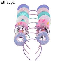 10pcs/lot 3.3Minnie Mouse Ears Headband New Arrival Hairband For Women Girl Hair Accessories