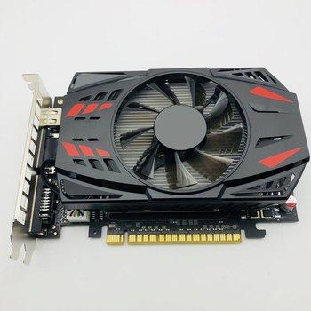 Gtx1050ti 4gb ddr5 gr hics cartão de 128bit hdmi-compatível dvi vga gpu placa de vídeo do jogo para jogos de computador nvidia 1