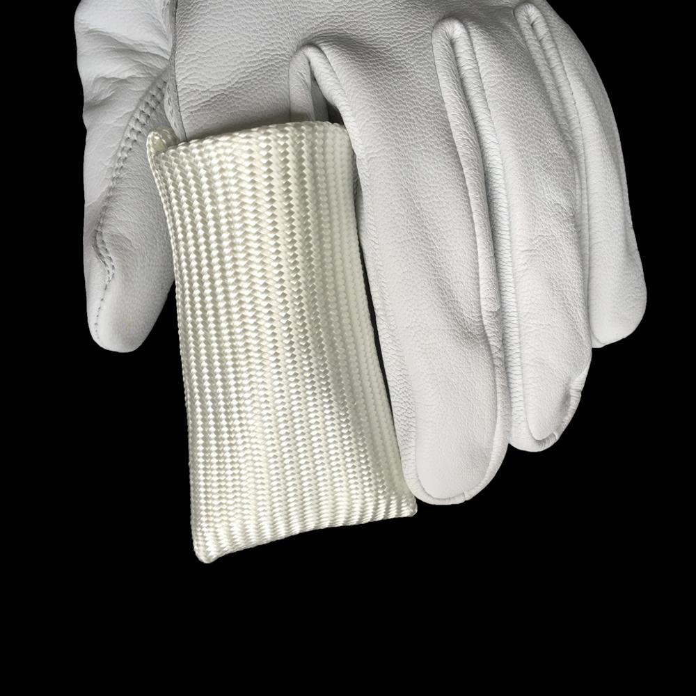 15cm Tig Welder Equipment Finger Heat Shield Gloves For Welding Machine Guard/_H$