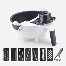 Kitchen Vegetable Chopper Manual Chopper Garlic Cutter Kitchen Accessories Fruit Slicer Meat Cutter Nuts Onions Grinder swift electric meat onion chopper mini food vegetable chopper cutter slicer