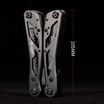 Ganzo G202B Multi Tool Folding Knife Multi-functional Plier EDC Gear outdoor Camping Survival Knife Fishing Plier Tools 3