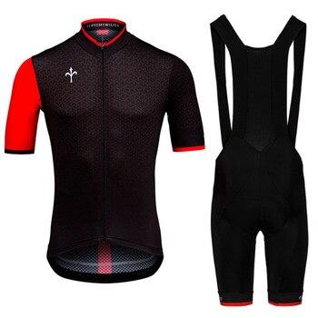 Wiliing-Conjunto de ropa para ciclismo de equipo profesional jersey de alta calidad...