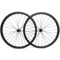29er carbon mtb wheels 30x30mm tubeless 36T 48T 54T bike wheelset sapim cx ray spokes DT240S boost 110x15 148x12 mtb disc wheels