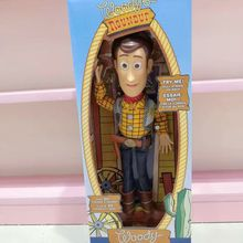 Free Shipping 43cm Toy Story 3 Talking Woody Action Toy Figures Model Toys Children Christmas Gift