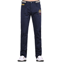 Bruce& Shark New Summer Fashion Men Casual Pants Thin Cotton