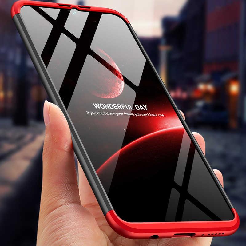 Huawei Honor 8X чехол JSN-L21 360 защиты принципиально huawei Honor 8C чехол BKK-L21 C8 задняя крышка для 8A A8 Pro Hono X8 максимальный чехол