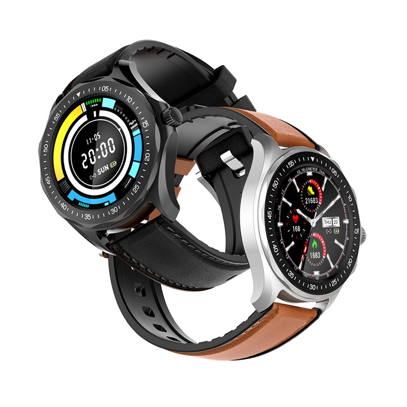 cheapest BlitzWolf Official Store BW-HL3 Smart Watch Heart Rate Blood Pressure Monitor Fitness Track Sport 2020 Smartwatch For Men Women