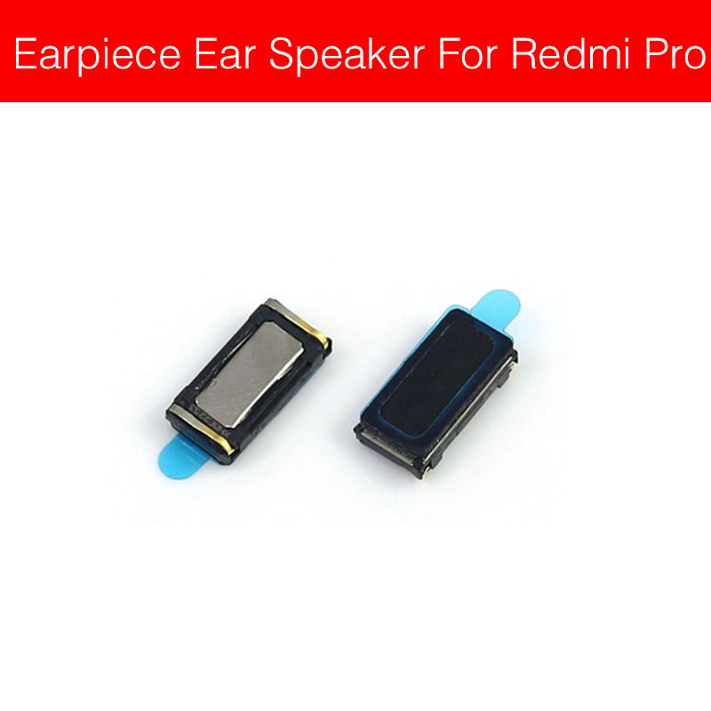 Earpiece Speaker For Xiaomi Redmi Note S2 Y2 Go Y1 5A Lite Pro Ear Speaker Sound Earphone Ear Piece Flex Cable Repair Parts