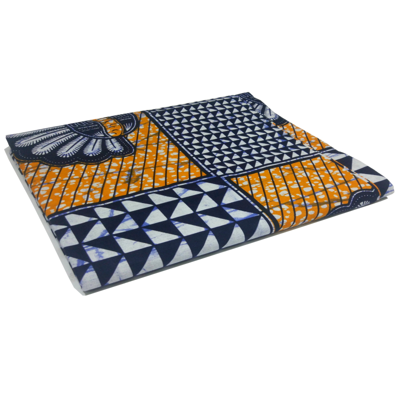 Africa 6yard 100% Cotton African Wax Print Fabric Batik Ankara Fabric For Clothes African Real Wax Print African Fabric Cotton