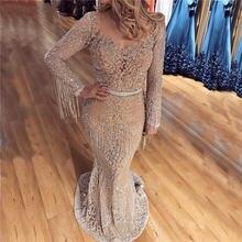 Вечерние платья модель 2019 года блестящие сексуальные русалки