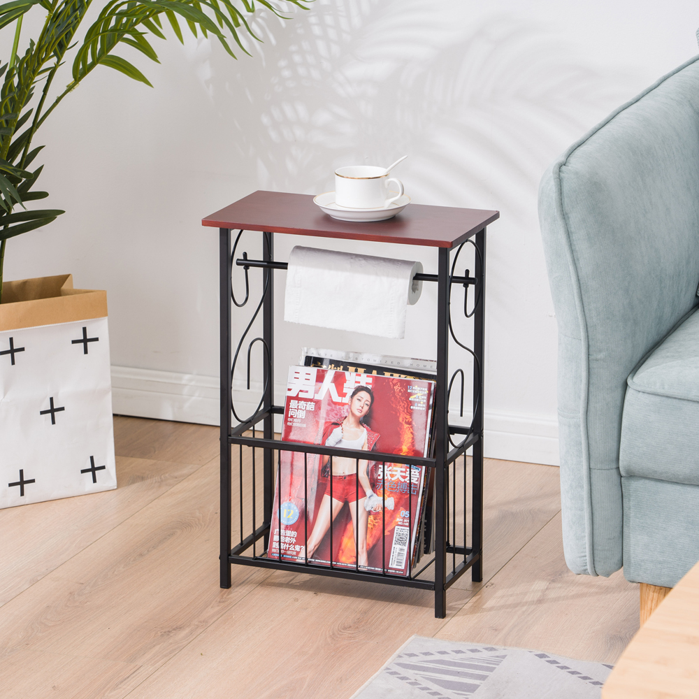(37x20x54,7 см Многофункциональный Столик для ванной комнаты, журнальный столик