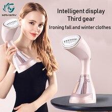 Вертикальный Отпариватель дорожный отпариватель для одежды бытовой Приспособления с паровые утюги Кисти Утюг для глажения одежды для дома 110 220V