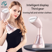 Vertical Steamer Travel Garment Steamer Household Appliances with Steam Irons Brushes Iron for Ironing Clothes for Home 110 220V