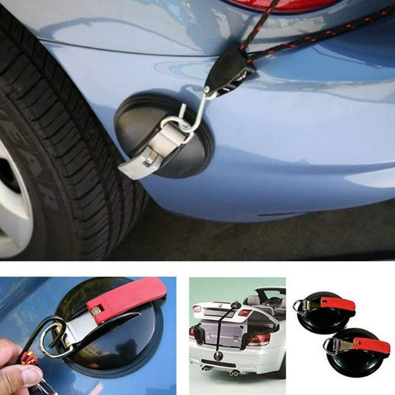 Tarps-Tents Anchor Suction-Cup Truck Securing-Hook Heavy-Duty with Universal for Car