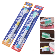 Toothbrushes Braces Dental U/l-Shaped Orthodontic Clean Small-Head Bristle Adult