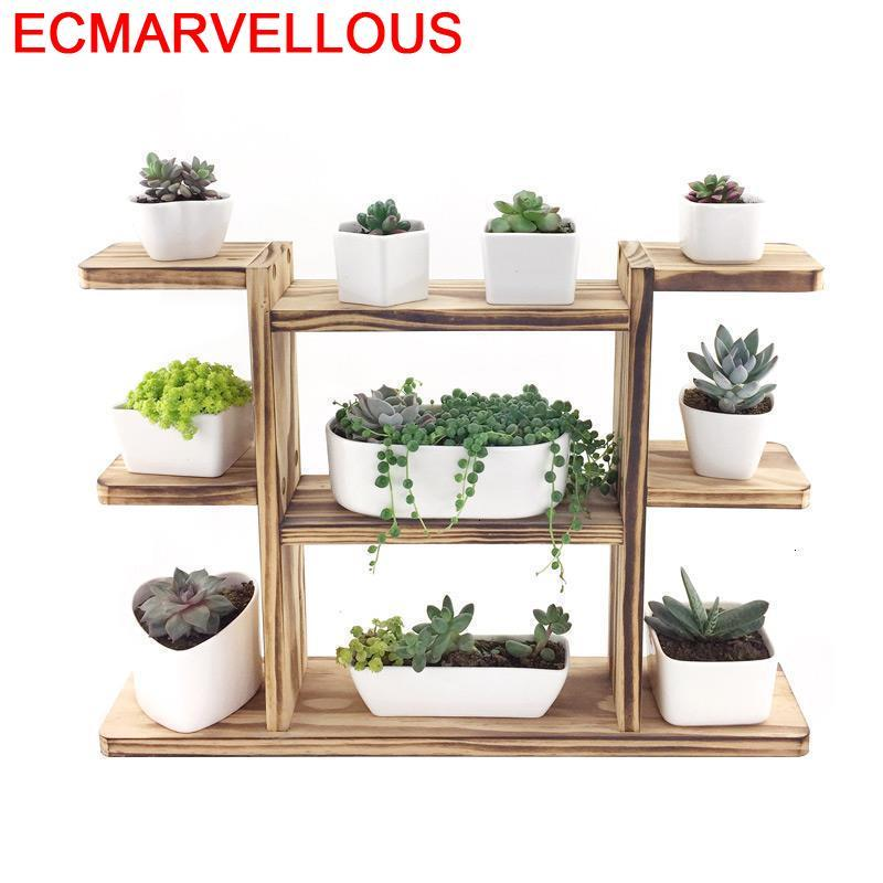 Ladder Plantenrekken Indoor Mueble Jardin For Repisa Estanteria Para Plantas Rack Balcony Dekoration Flower Shelf Plant Stand