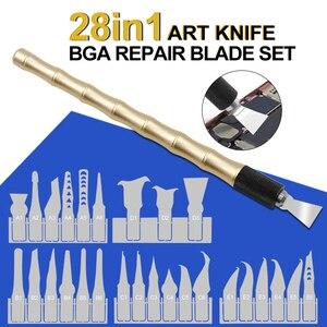 CPU BGA Removal Graver Blade G