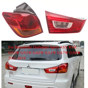 цена на Rear tail light For Mitsubishi Outlander Sport ASX RVR GA2W GA5W GA6W GA1W GA7W GA8W 2011-2019 Tail Stop Brake lamp Car Parts