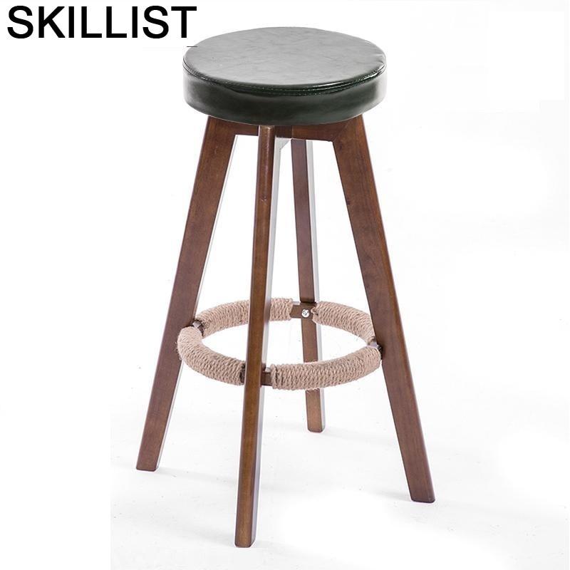 Silla Para Barra Barkrukken Barstool Table Stoelen Sandalyeler Banqueta Tabouret De Moderne Cadeira Stool Modern Bar Chair