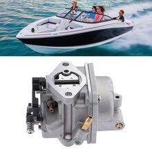 Carburador de barco, conjunto de Carburador marino para Motor fueraborda de 4 tiempos, 4HP, 5HP, Tohatsu /Nissan/Mercury, accesorios para barcos
