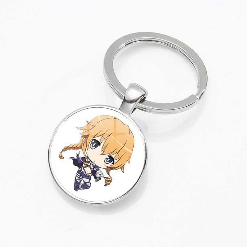 TARIH A CANLı Yoshino Anime kauçuk kayış Telefon anahtarlık Anahtarlık Kolye Hediye