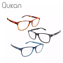 Qukan B1 Photochromic Anti Blue ray Protect Glasses Detachable Anti blue rays Protective Glass w1 updated unisex