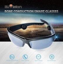 الرؤية 6B نظارات شمسية بلوتوث ، سماعة رأس ، ميكروفون موسيقى ، توصيل عظمي ، سماعة رأس مفتوحة مع 3 عدسات ملونة مختلفة