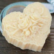 Форма для мыла гибкая силиконовая форма конфет