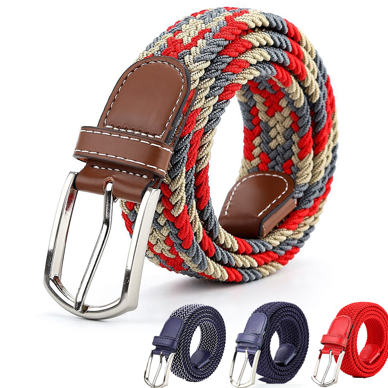 Men&Women Military Belt Outdoor Tactical Belt High Quality Canvas Belts For Jeans Male Luxury Casual Straps Ceintures