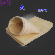 Bag FILTER-CLOTH Industrial-Bag Boiler Ce High-Temperature-Resistance