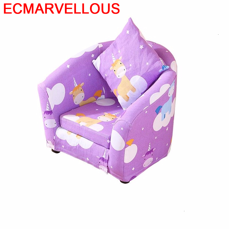 Mini Quarto Menina Silla Infantiles Seat Recamara Canape Baby Dormitorio Infantil Chambre Enfant Children Children's Sofa|Children Sofas| |  - title=