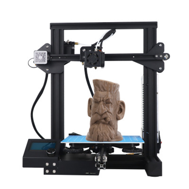 Student 3d Printer Building Model High Precision 3d Print Household Industry Commercial Maker Education 3d Printer