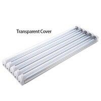 5PCS LED Tubes AC85 265V 50cm T8 G13 12W SMD2835 36 LED Tube Fluorescent Light for Indoor Home Kitchen Decor