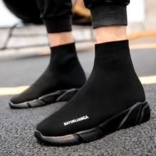 Shoes Women Sneakers Sports Running Winter Autumn Outdoor Boots Short Plush-Sock Jogging