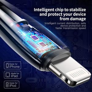 Image 5 - Kuulaa tipo c ao cabo do relâmpago mfi pd usb c cabo para iphone 11 pro max x xs 8 xr tipo de carregamento rápido cabo c para macbook ipad