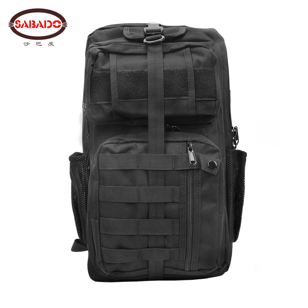 45L Large Capacity Man Army Tactical Backpacks Military Assault Bags Outdoor 3P EDC Molle Pack For Trekking Camping Hunting Bag image