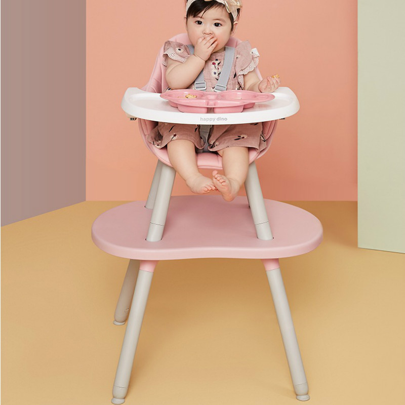 Deconstructable Child Dining Chair Baby Eating Chair Multi-functional Household Infant Table baby chair feeding