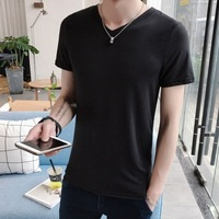 2019 Tfboys T Shirts Casual T Shirt Men Printed Summer Fashion Short Sleeve cai