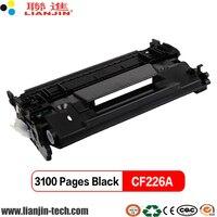 Cf226a 26a 226a 226 cartucho de toner para hp laserjet pro m402 m402dn m402d m402dw laserjet pro mfp m426fdn m426fdw toner impressora Cartuchos de toner     -
