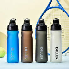 Bottle for Water BPA-Free Tritan Camping Hiking Sport 500ml/600ml