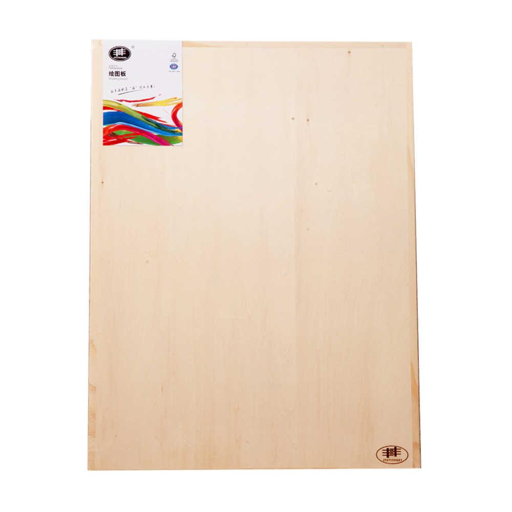 Hb 4560 Portatile 4k Quaderno Di Schizzi Di Disegno Tavola Di Legno Di Arte Da Tavolo Pittura Sketchpad Tavolozze Targhe E Placche Aliexpress
