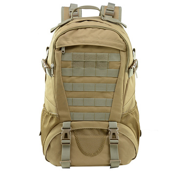 цена на Tactical Military Backpack Army Molle Assault Bags Outdoor Hiking Trekking Camping Hunting Bag Camo Large Capacity