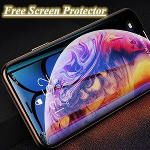 Image 5 - Musubo מקרה עבור iPhone 11 פרו מקס אמיתי עור Flip מקרי כיסוי 11 פרו Fundas יוקרה עבור iPhone Xs XR 8 7 6 בתוספת ארנק Coque