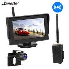 Jansite Беспроводная запасная камера комплект мониторов заднего