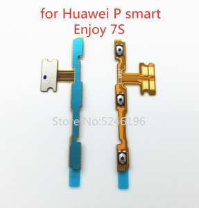 Key-Button Huawei Smart/enjoy Flex-Cable Power-Switch Fig-La1-Lx2-Lx3replacement-Parts