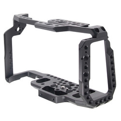 Protective Camera Cage for BMPCC4K 6K Pocket Cinema Camera Half Cage Accessories Expand Camera Interface Protection Cover