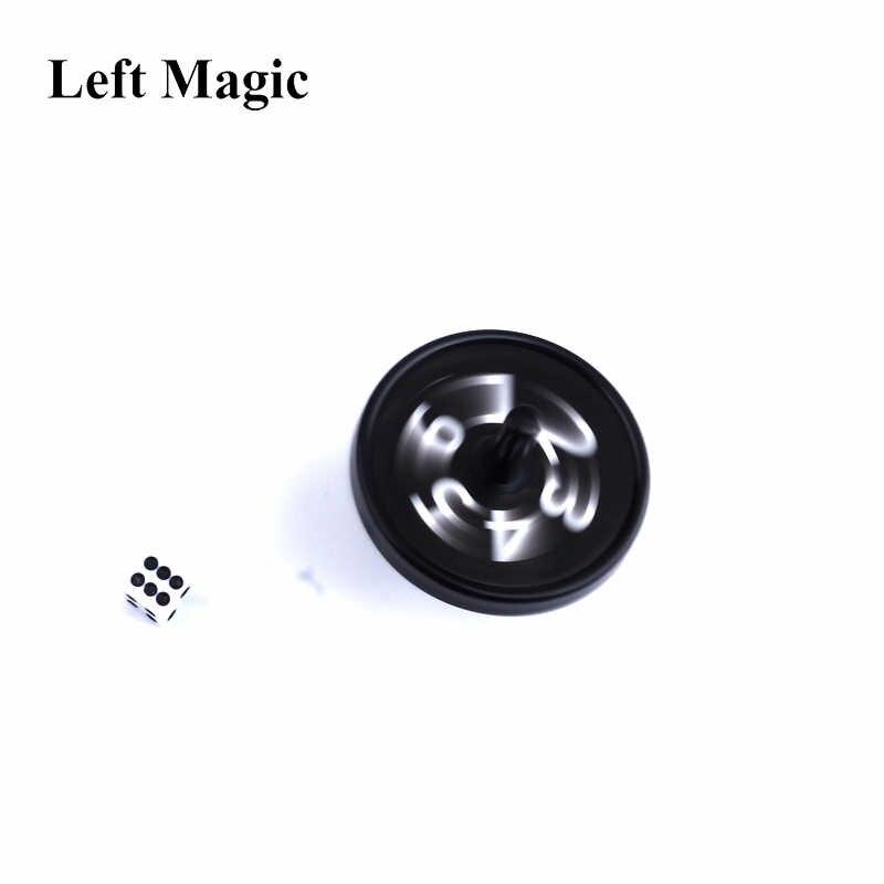 Top Previsione Trucchi Magici propesy peg-top puntelli magici formato 4.4*4.1 centimetri Close up illusion mentalismo magia giocattolo Accessori E3075