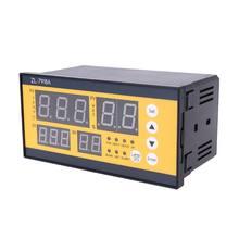 ZL-7918A termostato automático multifunction do controle xm 18 da umidade da temperatura da incubadora 100-240v lcd para o armazém