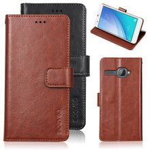 Leather case For Micromax Bolt Mega Q397 Flip cover housing For Micromax Q 397